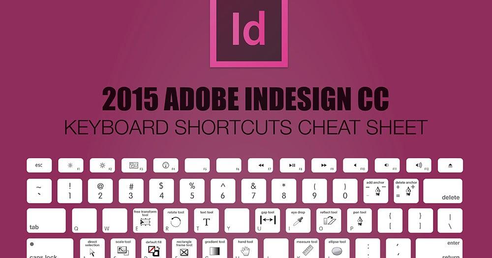 adobe indesign keyboard shortcuts 2015 akashgraphxic