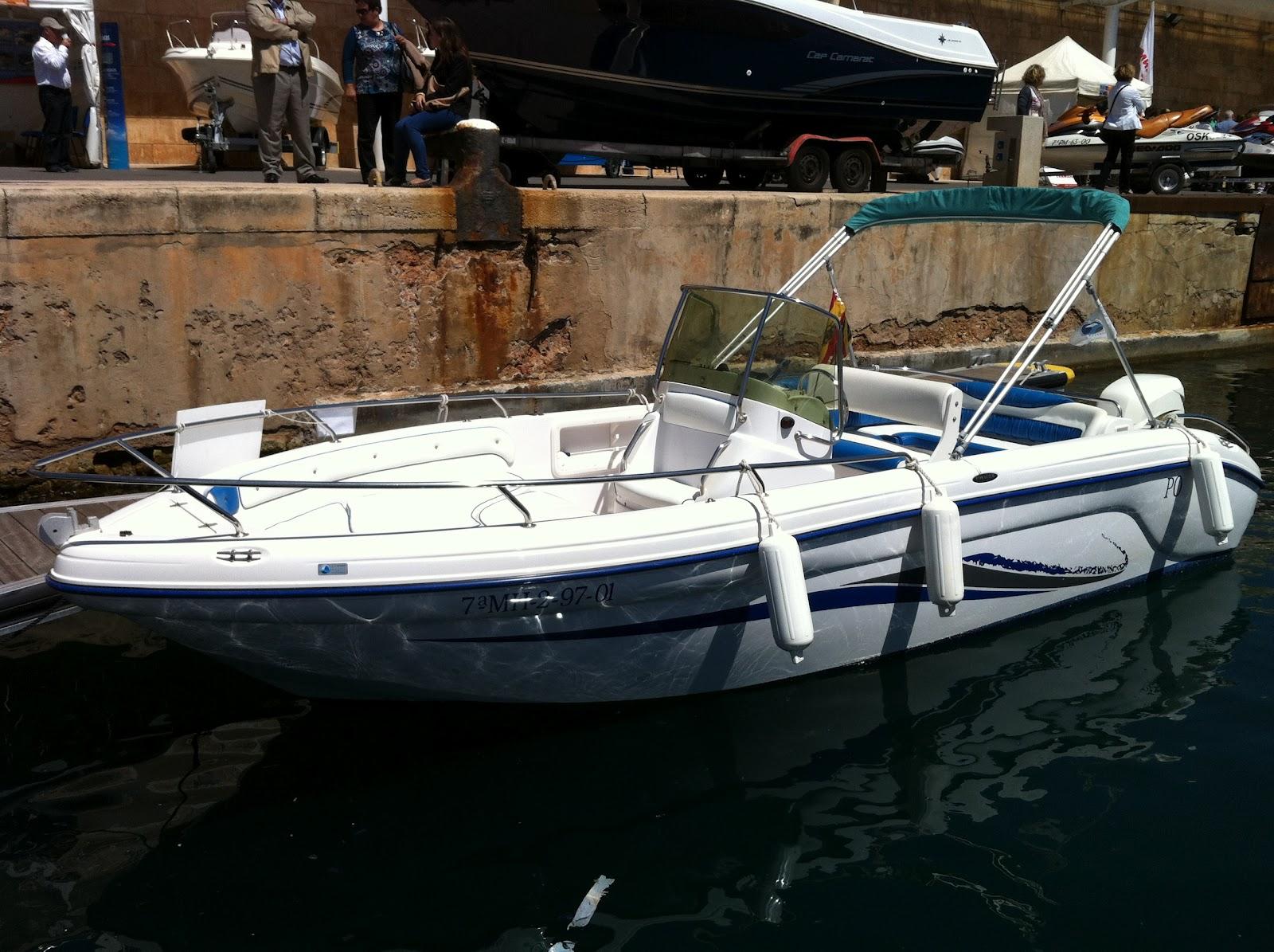 Web barcos ocasi n en menorca actualizada centre n utic for Todo sobre barcos