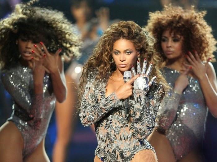 ... de Beyoncé es sorprendida con propuesta de matrimonio en concierto