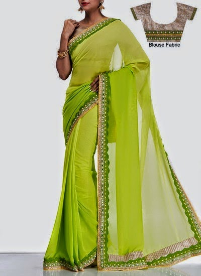 Special Saree Collection Ganesh Chaturthi 2014