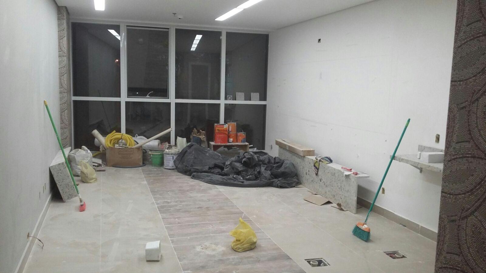 Arquitetura Projetos e Decoração: Salão de Beleza Londrina PR #684C41 1600x900