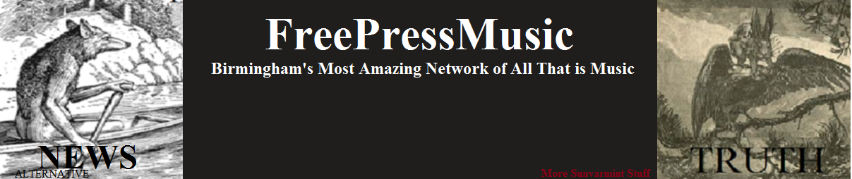 FreePressMusic - Birmingham Music News