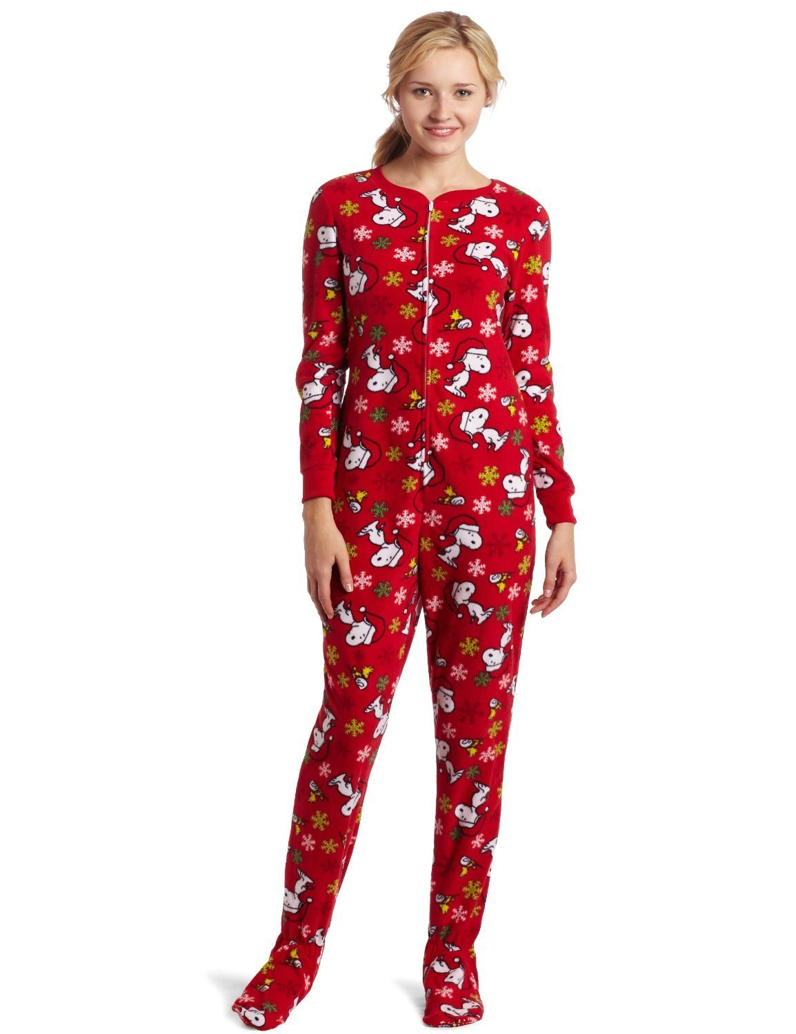 Little Wonders Infant Girls' 2-Pack Footed Pajamas - Butterflies & Dots. Sold by Sears. $ $ Big Feet Pajamas Navy Blue Hooded Plush Adult Mens Footed Pajamas Sleeper w/ Drop Seat. Sold by Big Feet Pajama Co. $ $