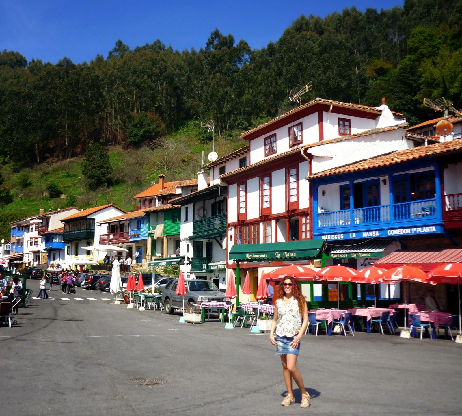 pueblo asturias