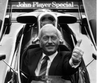 Colin Chapman-Founder of Lotus Cars