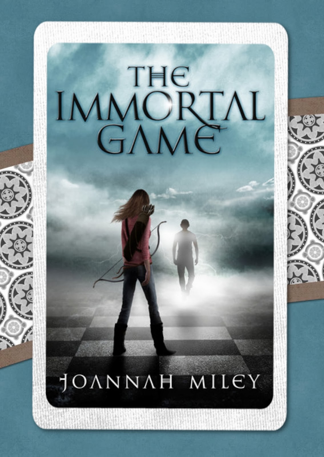 Book Review: The Immortal Game by Joannah Miley
