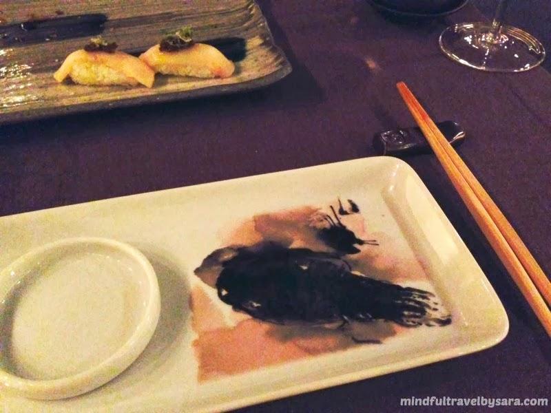Kabuki restaurante japonés en Madrid