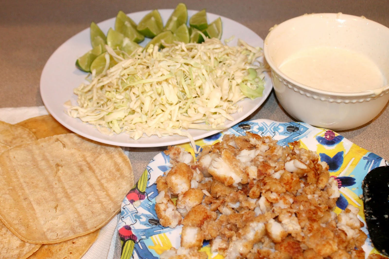 copycat Rubio Fish Taco recipe