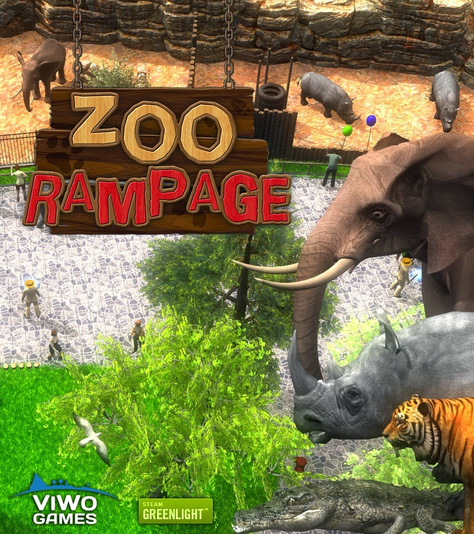 Zoo Rampage Game