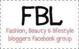 FBL Group, Fashion, Beauty & Lifestyle Bloggers Facebook Group Badge, Pretty Luscious Things, Blogger Badges