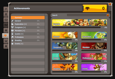 Dofus Achievements