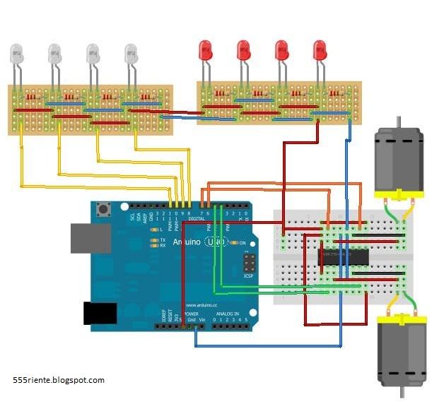 Robotica: Que es un Seguidor de linea