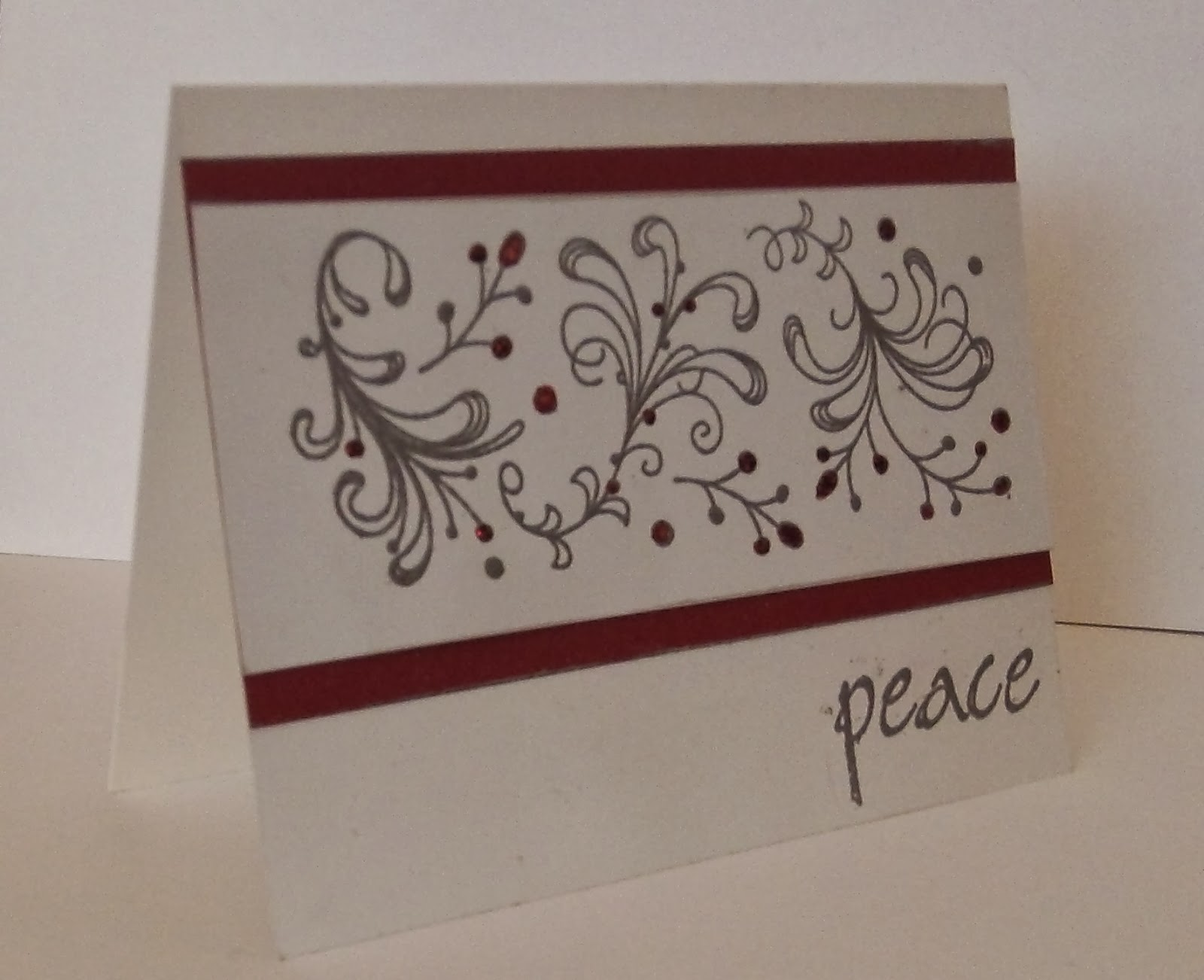 After Hours Stamper: The endless remodel and making christmas cards ...
