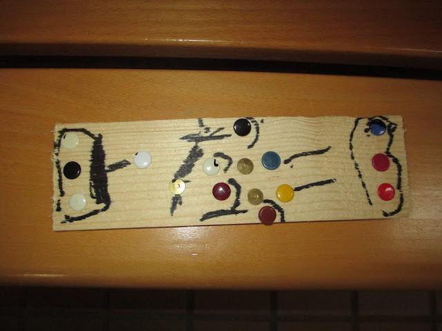 Freispiel Holz und Werkzeug