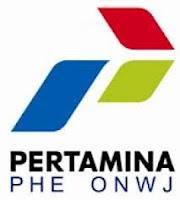 Logo Pertamina Hulu Energi PHE ONWJ