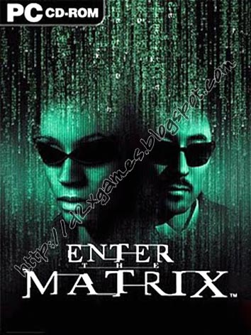 Free Download Games - Enter The Matrix