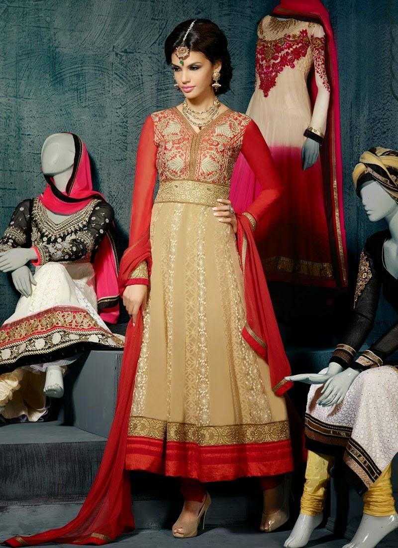 Top Selling Stock Photos Anarkali Dresses