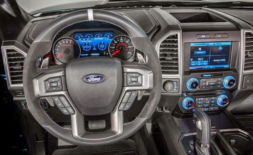 2020 Ford F-150 Raptor Describing Elegant Modern Truck