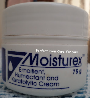 Moisturex Emollient, Humectant and Keratolytic Cream {Product Review}