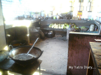 A dhaba in Nagaur town enroute to Srinagar