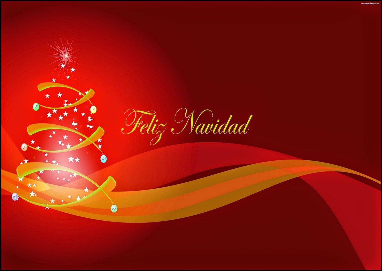 Feliz Navidad con pino