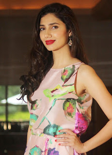 Mahira Khan loogs Gorgeous At Zindagi Channel Serial Humsafar Press Meet At Leela Hotel In Mumbai