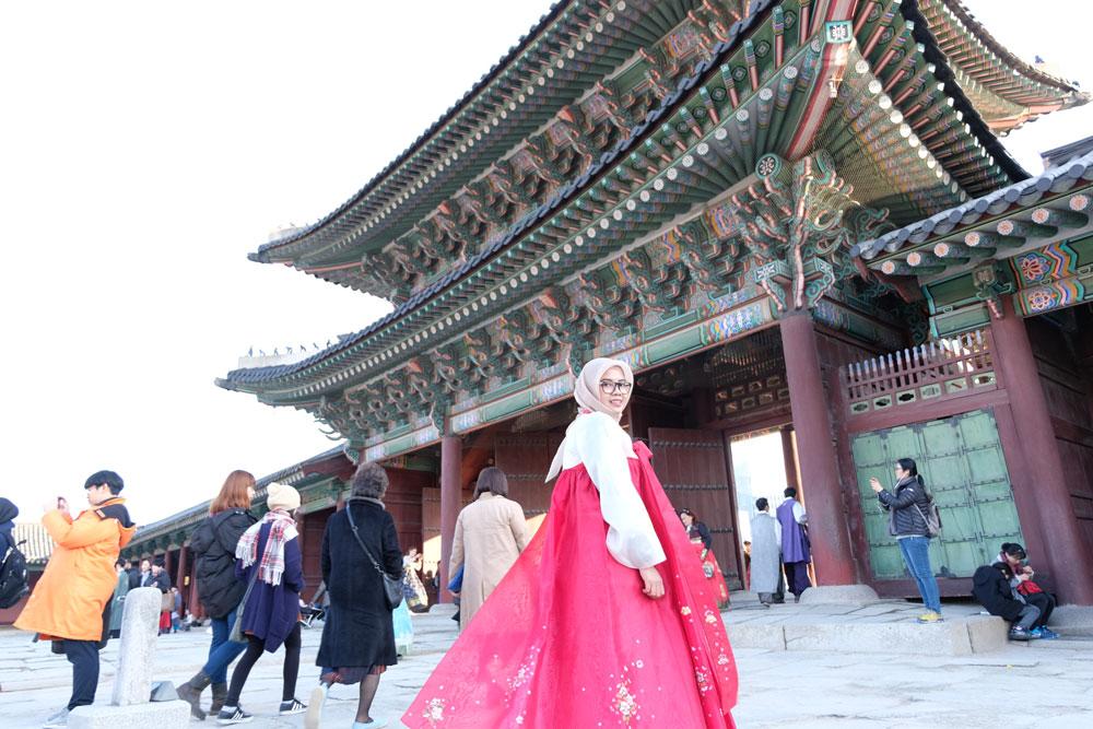 PENGALAMAN TRAVELING DI KOREA