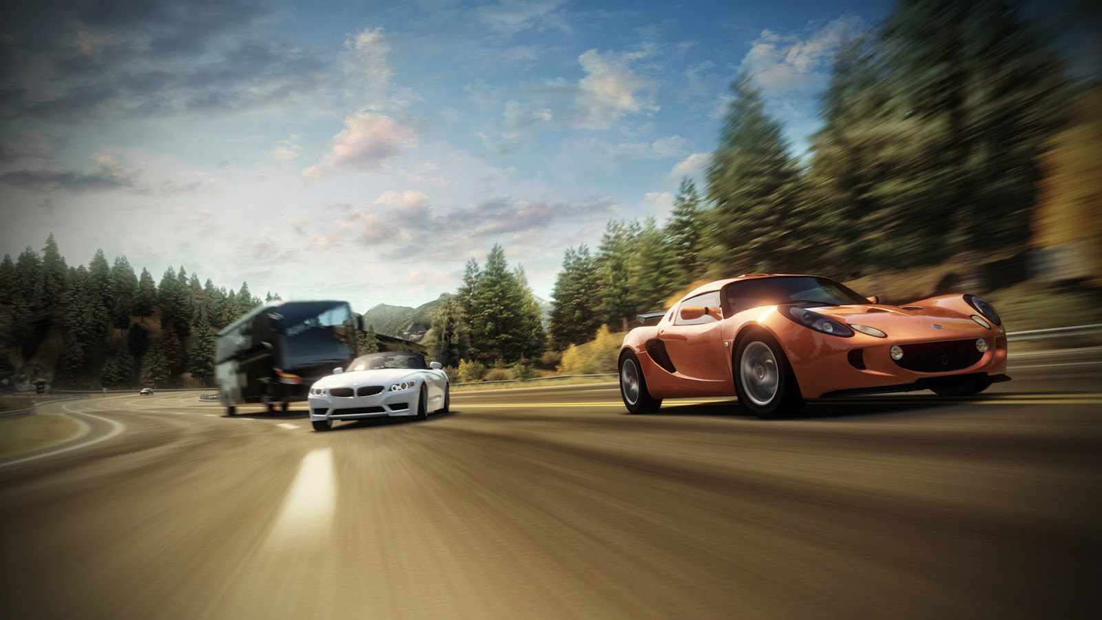 Forza Horizon HD & Widescreen Wallpaper 0.401879650453683