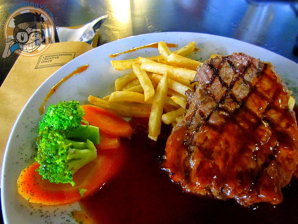 Tenderloin steak lawangwangi