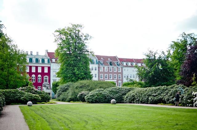 jardines rosenborg