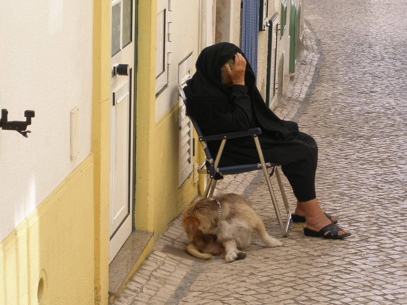 Alas ancianas de Tras-os-Montes y Beirainterior)