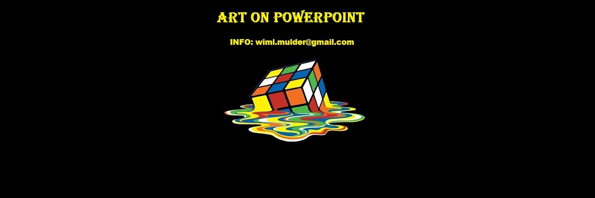 ART ON POWERPOINT