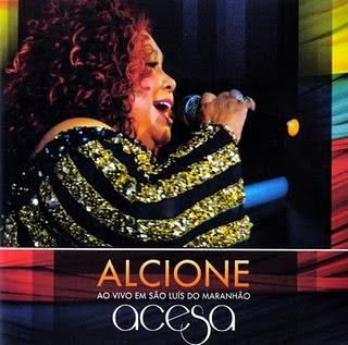 Baixar CD Alcione   Acesa ao vivo 2011