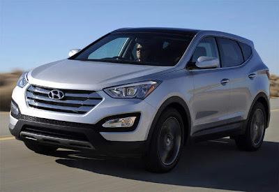 2013 Hyundai Santa Fe Turing