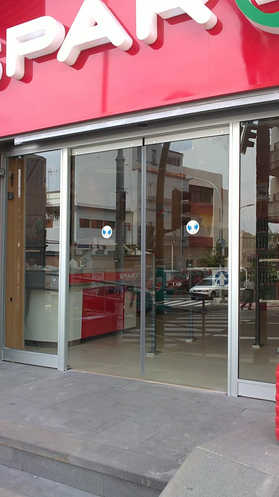 Acero inoxidable tenerife puertas corredera autom tica de for Puertas automaticas cristal