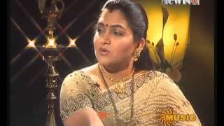 Actress Khushboo Special In Rewind Ep-54