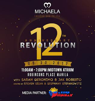 #MICHAELA12th