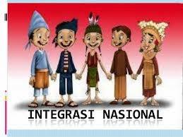 integrasi nasional yaitu
