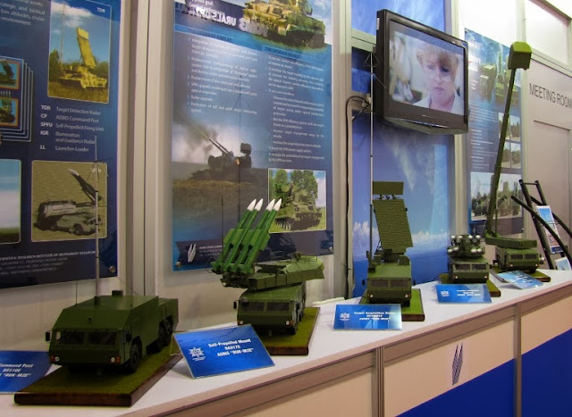 9K317E Buk M2E / MZKT-6922 battery component models (Zhuhai Imagery)