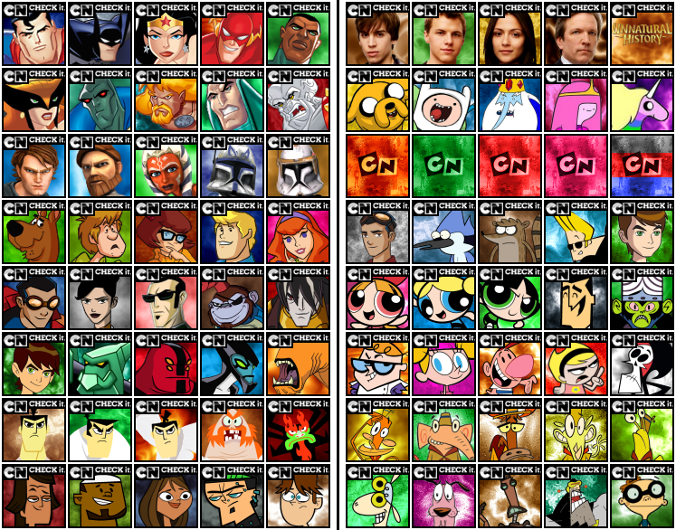Cartoon Network Old Shows List | www.imgkid.com - The ...