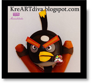Angry Birds  100% Hechos A Mano