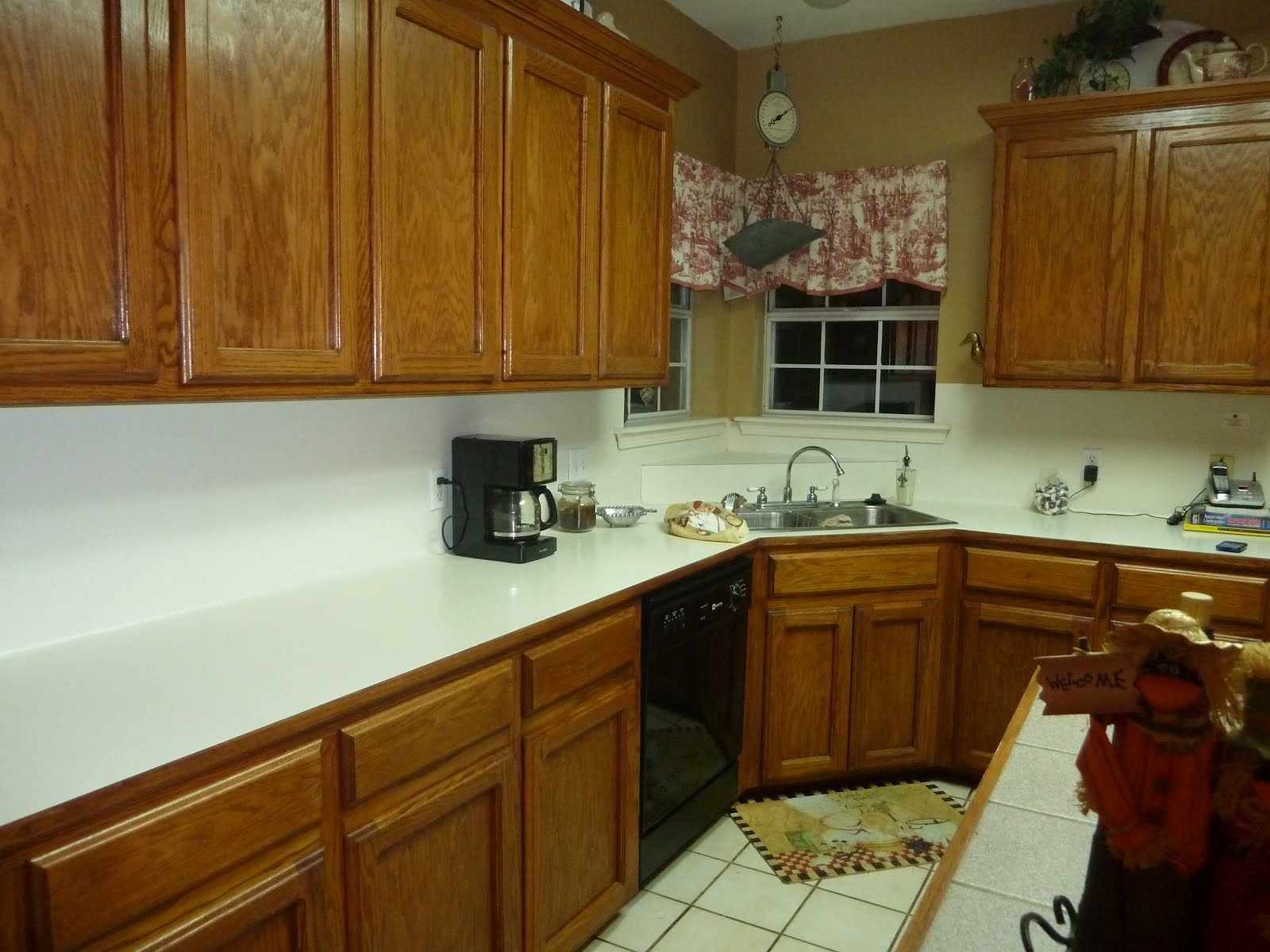 Redo Kitchen Countertops with Formica