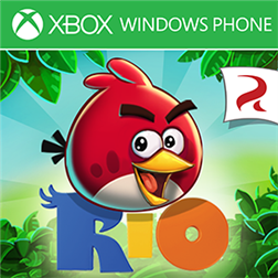 Angry Birds Rio for Windows Phone