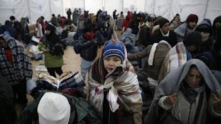 ΣOK! Η ΕΥΡΩΠΗ ΖΗΤΗΣΕ ΣΤΡΑΤΟΠΕΔΟ 400.000 ΛΑΘΡΟΜΕΤΑΝΑΣΤΩΝ στην Αθήνα!