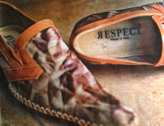 zapatos de Gadaffi