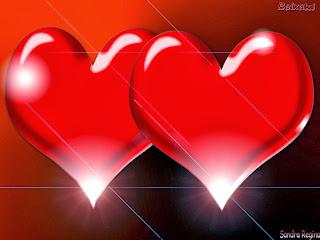 Imágenes bonitas de amor de fondos de corazones - Imágenes de Amor