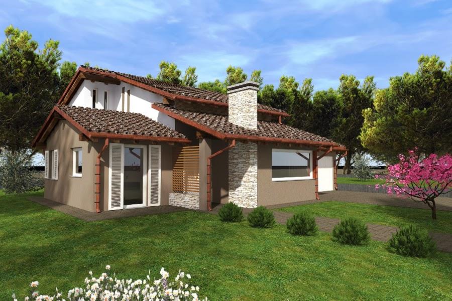 Bioedilizia case prefabbricate ecologiche bioedilizia for Progetti di case moderne a un solo piano