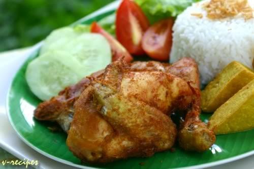 resep masakan sederhana ayam goreng bumbu resep kue