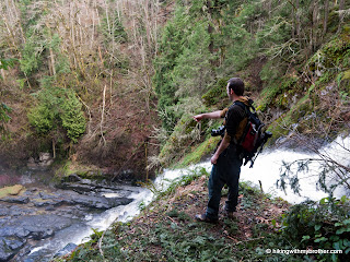 pack forest little mashel falls hikingwithmybrother