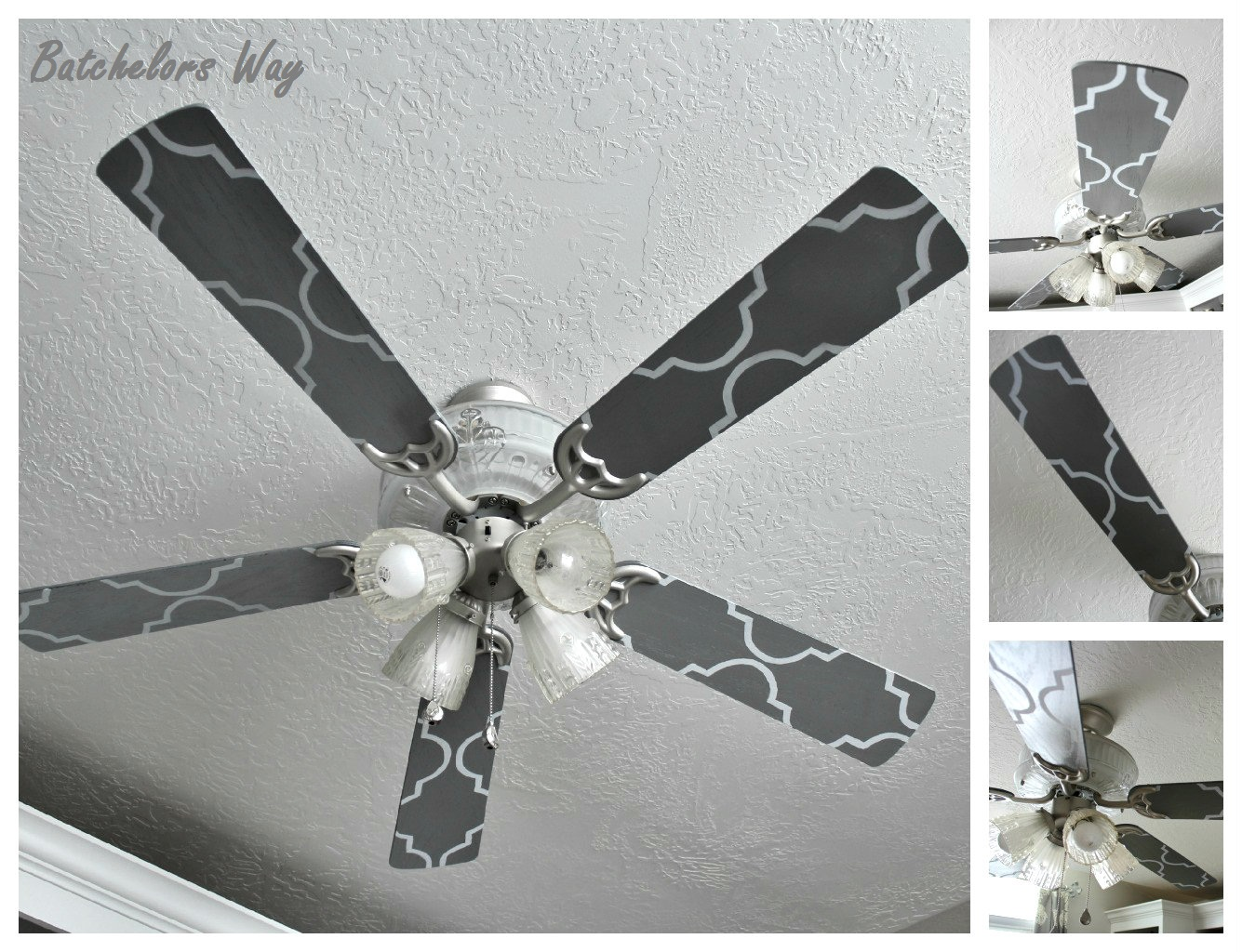 batchelors way office redo custom ceiling fan blades
